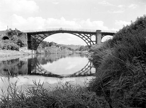 The Iron Bridge, Ironbridge, Shropshire