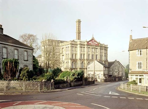 Anglo-Bavarian Brewery, Shepton Mallet, Somerset
