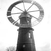 Windmill at Haverhill, Suffolk