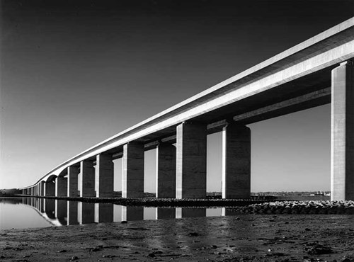 Orwell Bridge, Wherstead, Suffolk