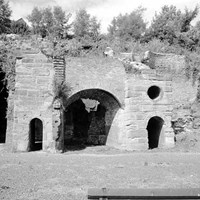 Bedlam Furnace, Waterloo Street, Ironbridge, Shropshire