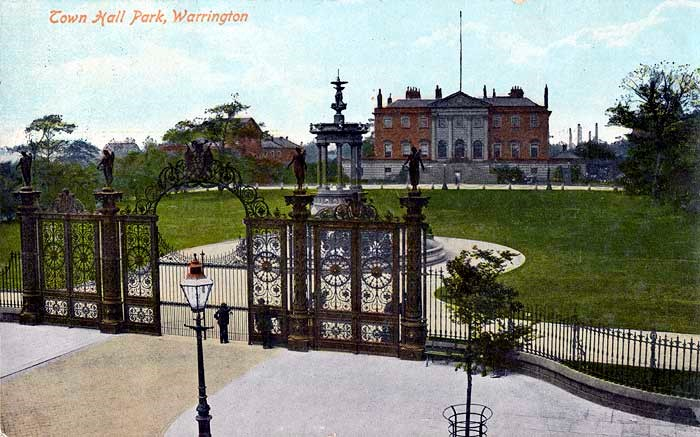 Bank Park, Sankey Street, Warrington, Cheshire