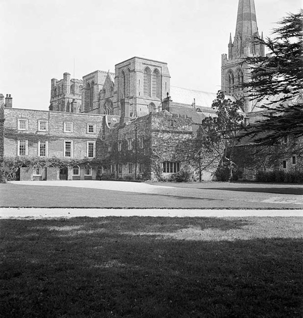 Bishops Palace, Chichester, West Sussex