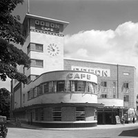 Odeon Cinema, Liverpool Road, Liverpool Gardens, Worthing, West Sussex