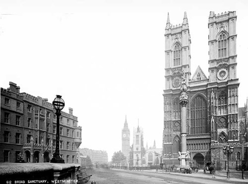Westminster Abbey, Westminster, Greater London