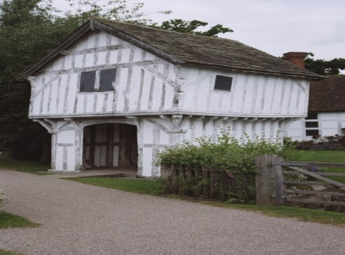 Gatehouse to Brockhampton House, Herefordshire