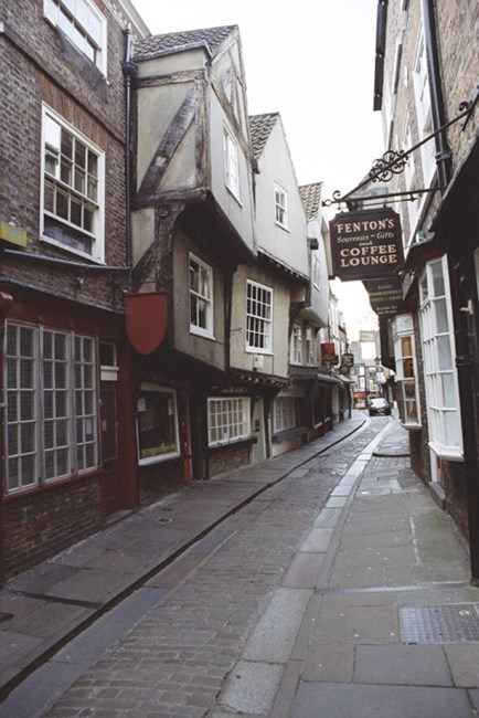 Numbers 7-8, The Shambles, York, York