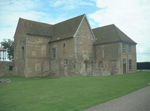 Denny Abbey, Waterbeach, Cambridgeshire