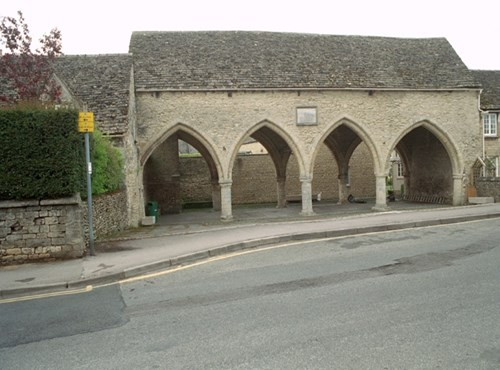 Hospital of St John, Cirencester, Gloucestershire