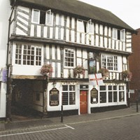 Old Pheasant Inn, Worcester, Worcestershire