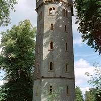 Leicester Tower, Evesham, Worcestershire