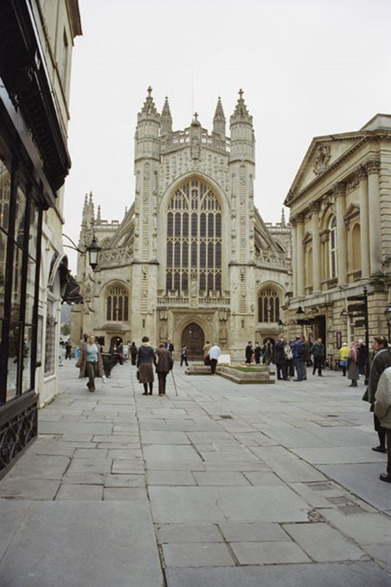 Abbey Church, Abbey Church Yard, Bath, Bath and North East Somerset