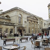 Grand Pump Room, Stall Street, Bath, Bath and North East Somerset