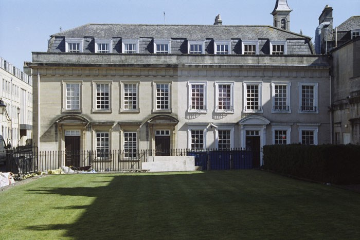 2-4 Beauford Square, Bath, Bath and North East Somerset