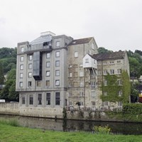 Camden Malthouse and Silo, Lower Bristol Road, Bath, Bath and North East Somerset