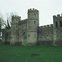 Sham Castle, North Road, Bathampton, Bath and North East Somerset
