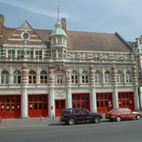 Central Fire Station, Holdenhurst Road, Bournemouth