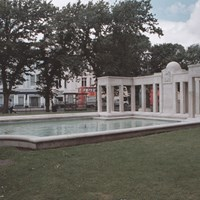 Brighton War Memorial, Old Steine, Brighton, Brighton and Hove