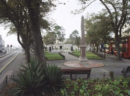 Egyptian Campaign Memorial, Old Steine, Brighton, Brighton and Hove