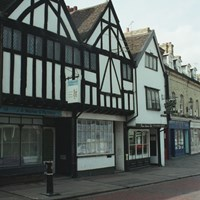 12 and 14 High Street, Rochester, Medway