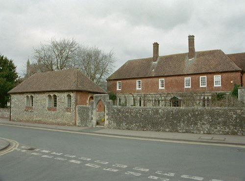 The Latin School, Wye College, High Street, Wye, Kent