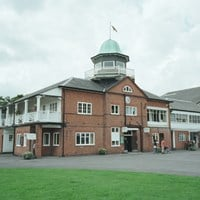 Brooklands Motoring Clubhouse, Byfleet, Surrey
