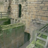 Heron Pit prison, Newcastle upon Tyne, Tyne and Wear