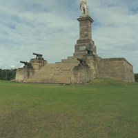 Collingwood Monument, Tynemouth, Tyne and Wear