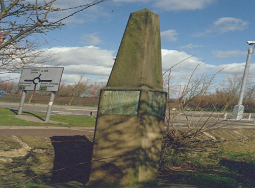 Mining Monument, Felling, Tyne and Wear