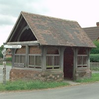 Bus Shelter, The Square, Yattendon, West Berkshire
