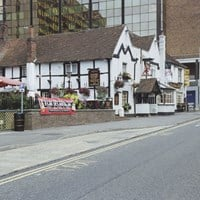 Red Lion Inn, High Street, Bracknell, Bracknell Forest