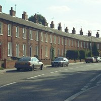 Smith's Crescent, Newbury, West Berkshire