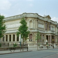 Art Gallery and Museum, Wolverhampton, West Midlands