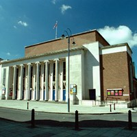 Civic Hall, Wolverhampton, West Midlands