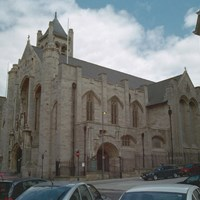 St Anne's Roman Catholic Cathedral, Leeds, West Yorkshire