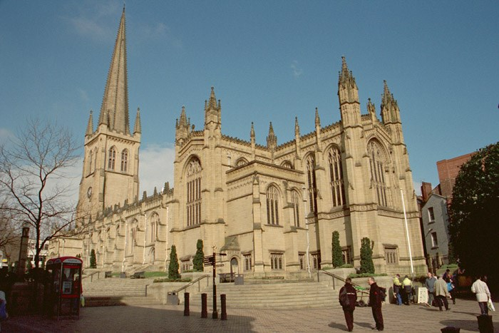 Cathedral Church of All Saints, Wakefield, West Yorkshire