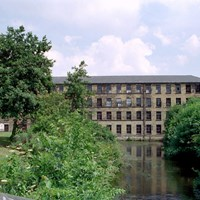 Armley Mills, Leeds, West Yorkshire