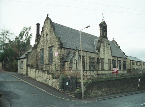 United Reformed Sunday School, Elland, West Yorkshire