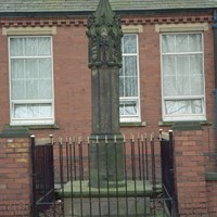 Monument to Battle of Wakefield, Wakefield, West Yorkshire