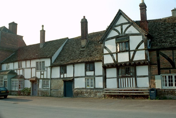 2-5 High Street, Lacock, Wiltshire