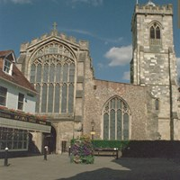 St Thomas' Church, Salisbury, Wiltshire