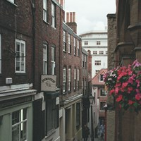 17 - 19 Christmas Steps, Bristol