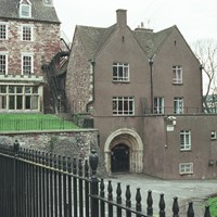 Abbey House, Cathedral School, College Green, Bristol