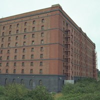 A Bond Tobacco Warehouse, Cumberland Road, Bristol