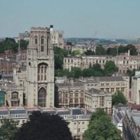 University Tower and Wills Memorial Building, Queens Road, Bristol
