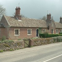 The Almshouses, Kirtling, Cambridgeshire