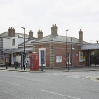 Braintree Railway Station, Braintree, Essex