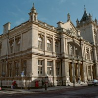 Library, Museum and Art Gallery, Cheltenham, Gloucestershire