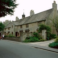 Bowly's Cottages, Cirencester, Gloucestershire