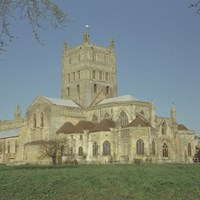 Abbey Church of St Mary, Tewkesbury, Gloucestershire